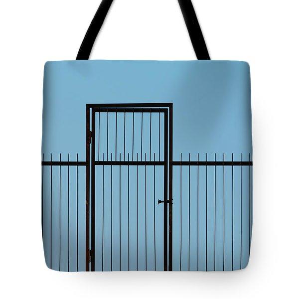Door To The Sky Tote Bag