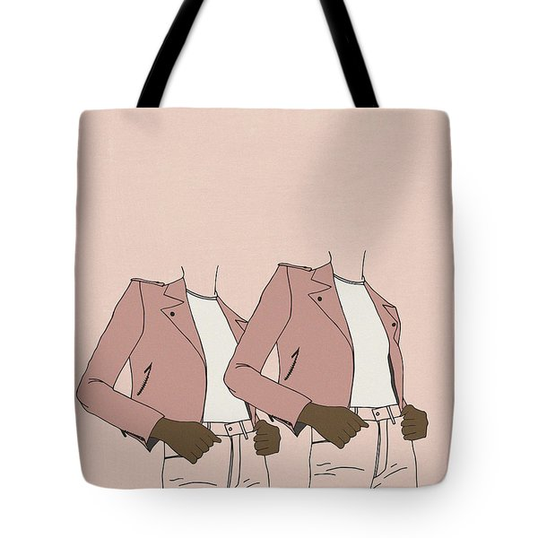 Double Power Tote Bag