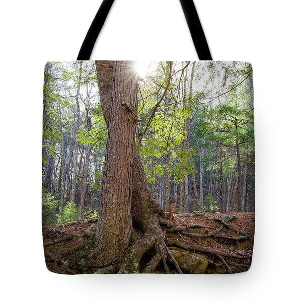 Down In Her Roots Tote Bag