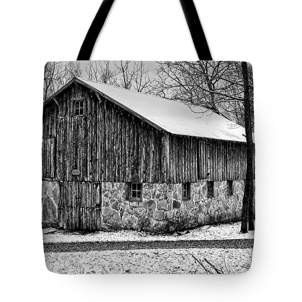 Down The Old Dirt Road Tote Bag