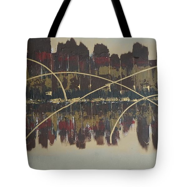 Downtown Abbey Tote Bag