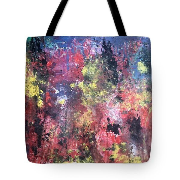 Downtown Sac Tote Bag