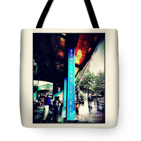 Downtown Spirit, Kentucky Soul Tote Bag