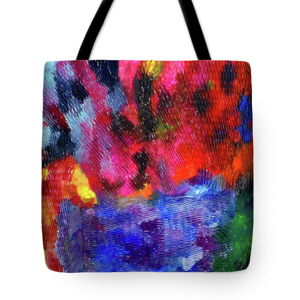 Dr. Feelgood Tote Bag