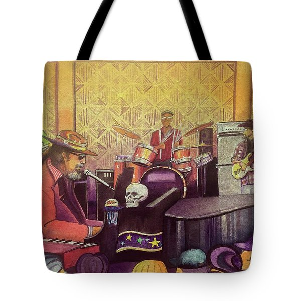 Dr John At Lake Dillon Amphitheater Tote Bag