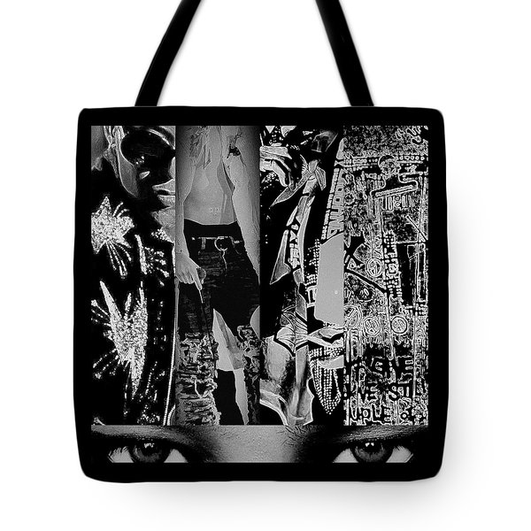 Dragon Eyes Tote Bag