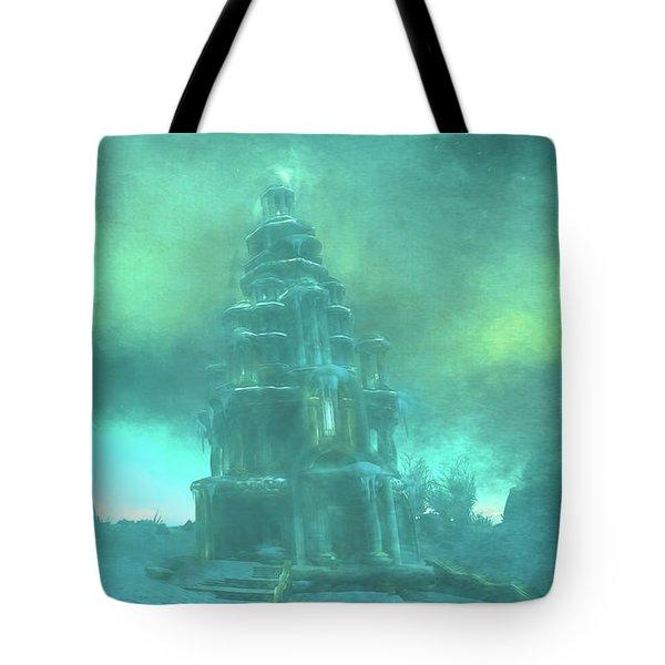 Dragonblight Tote Bag
