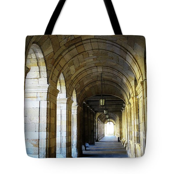 Drawn To The Light Tote Bag