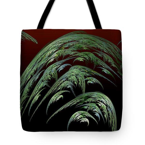 Dread Full Tote Bag