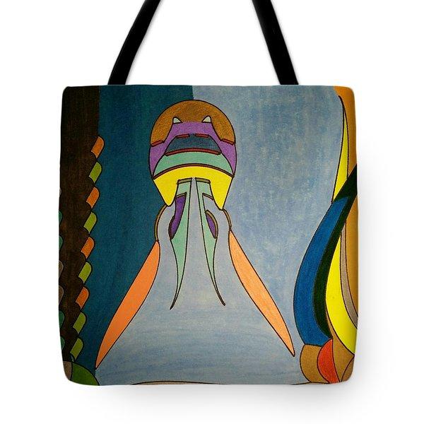Dream 338 Tote Bag