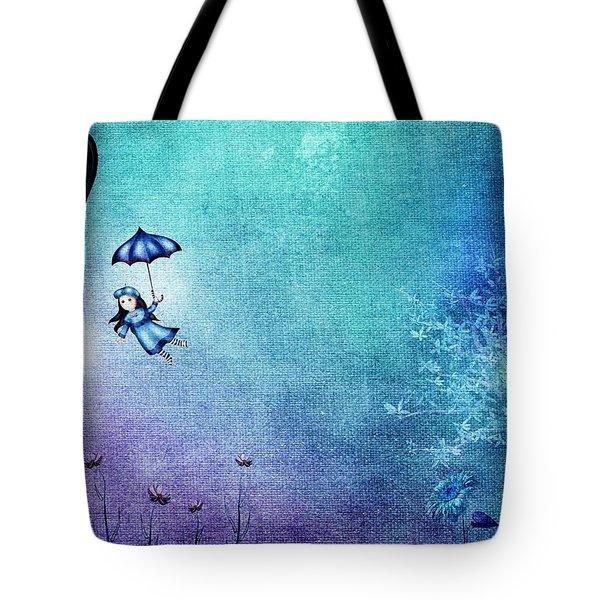 Dream Girl Tote Bag
