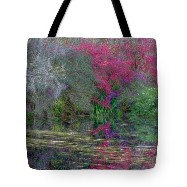 Dream Reflection Tote Bag