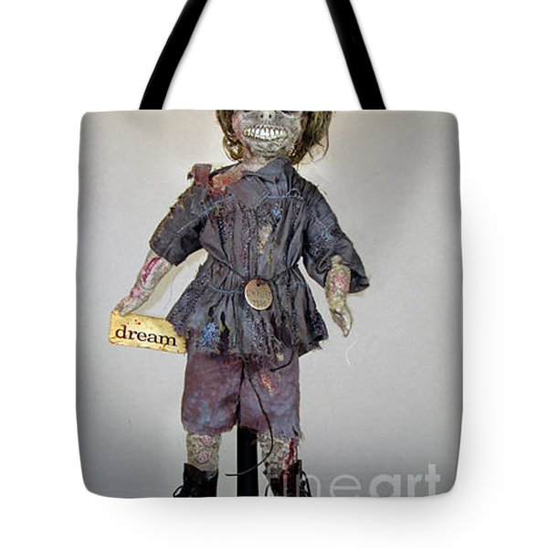 Dream To Live Forever Tote Bag