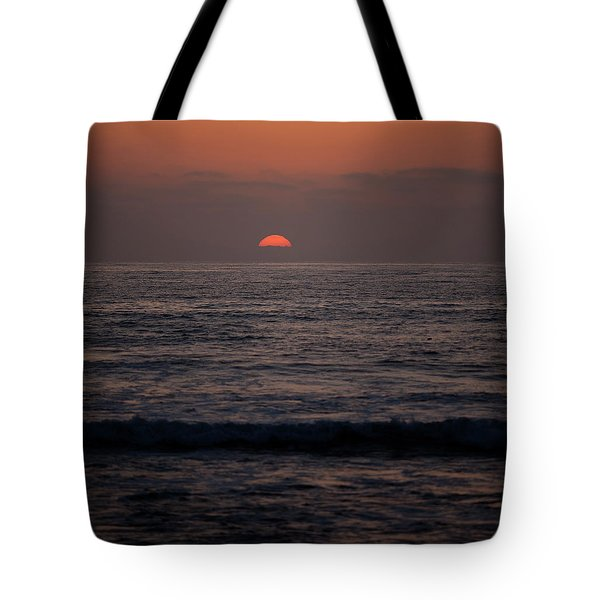 Dreamcicle Sunset Tote Bag