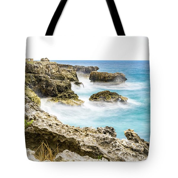 Dreaming Of Negril Tote Bag