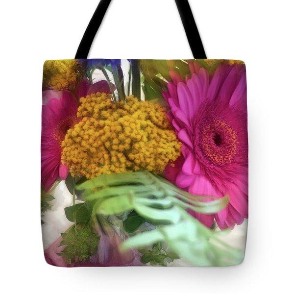 Dreamy Bouquet 1 Tote Bag