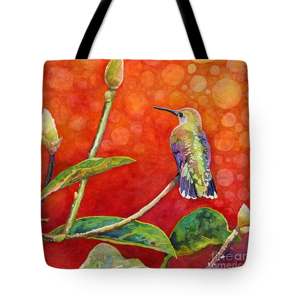 Dreamy Hummer Tote Bag