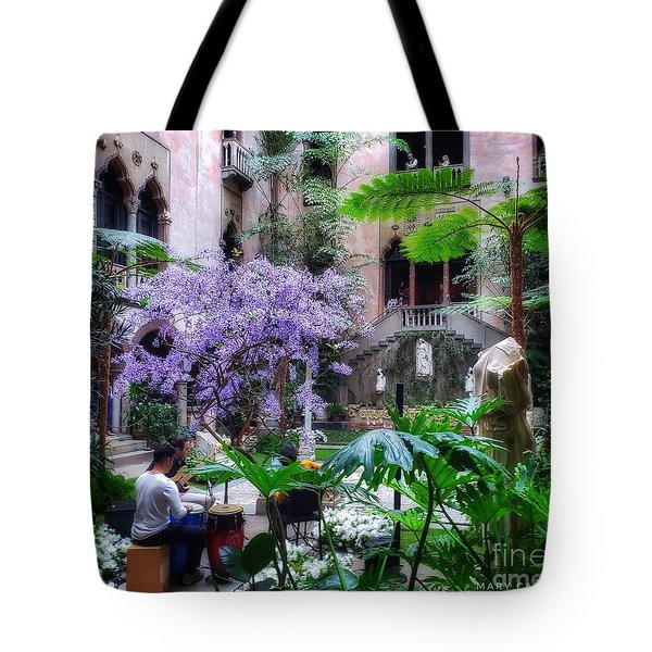 Dreamy Sunday Tote Bag