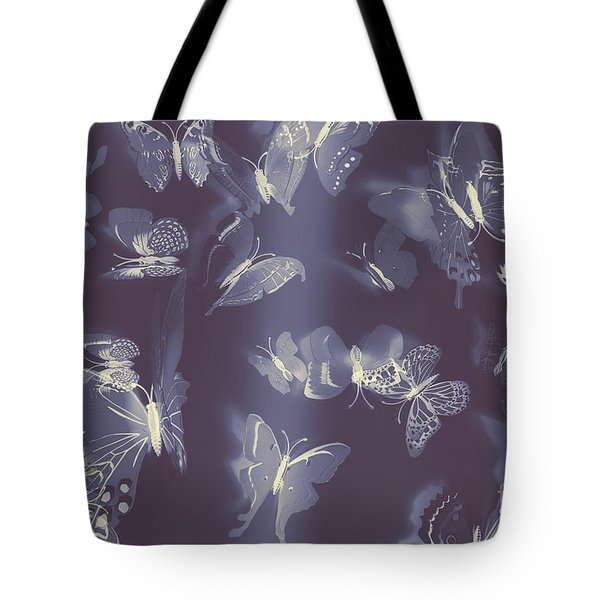 Dreamy Wings Tote Bag