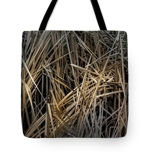 Dried Wild Grass IIi Tote Bag