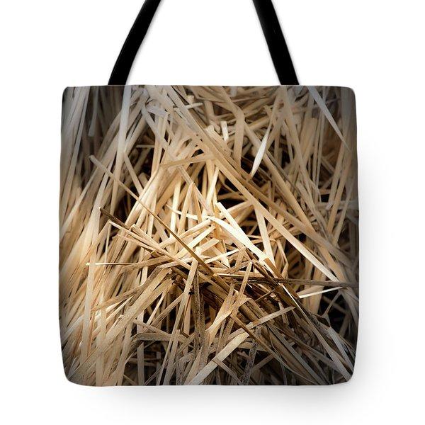 Dried Wild Grass I Tote Bag