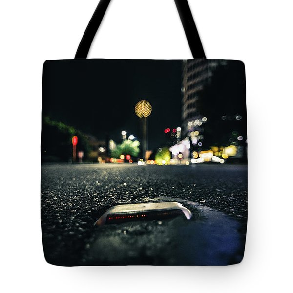 Dropped Pin Tote Bag