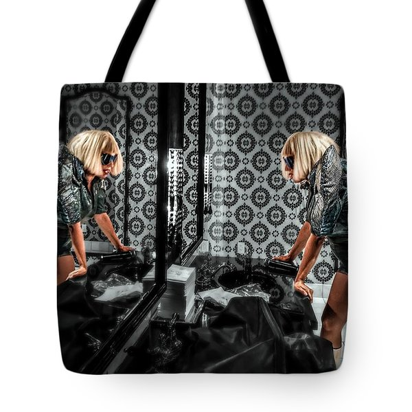 Dual Identity Tote Bag