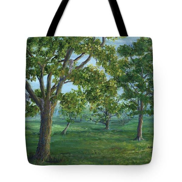 Dueling Grounds New Orleans Louisiana Tote Bag