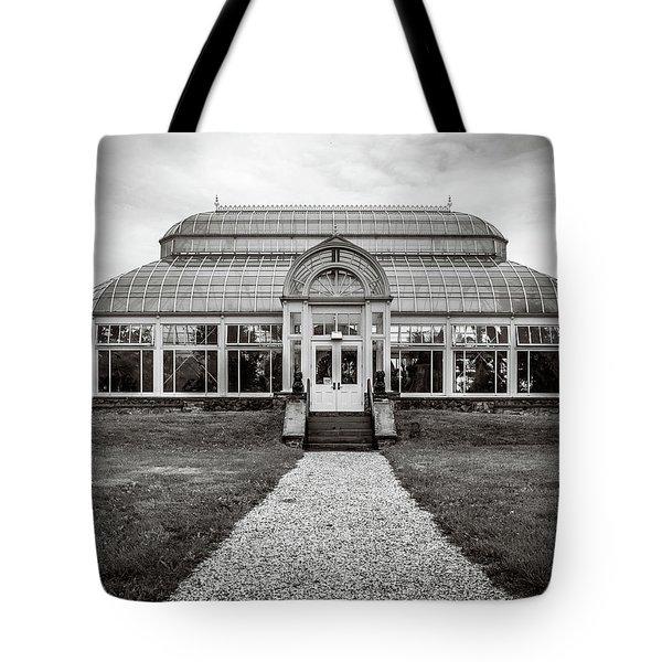 Duke Farms Conservatory Tote Bag