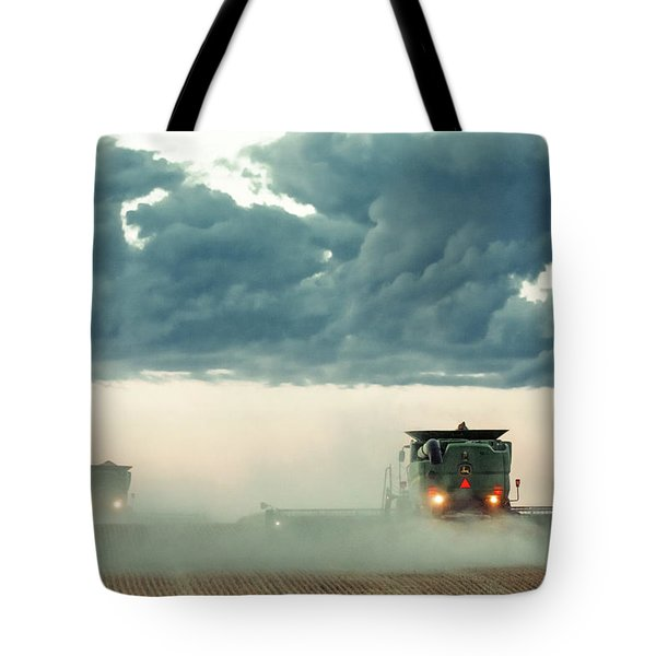 Dusty Dusk Tote Bag