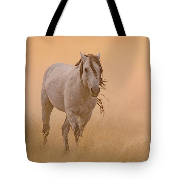 Dusty Evening Tote Bag
