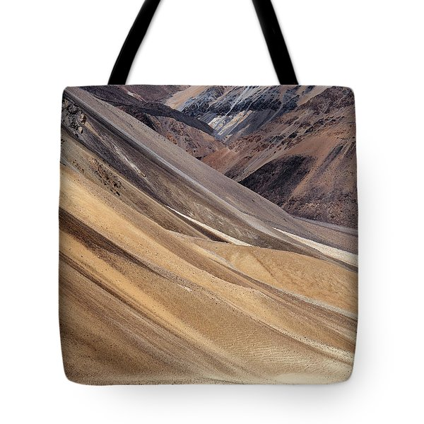 Tote Bag featuring the photograph Dwarfed by Whitney Goodey