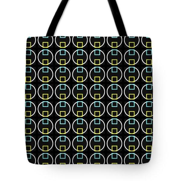 E - Circuare Colour - 064 Tote Bag