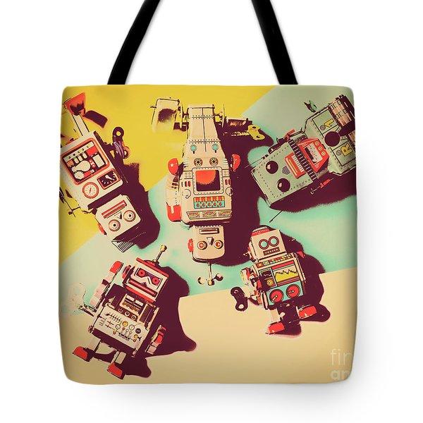 E-magination Tote Bag