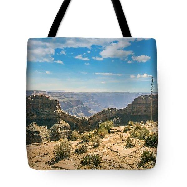 Eagle Rock, Grand Canyon. Tote Bag