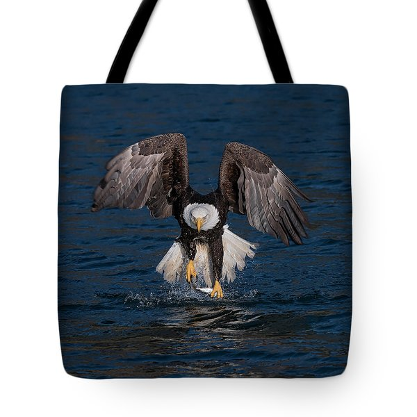 Deadly Catch Tote Bag