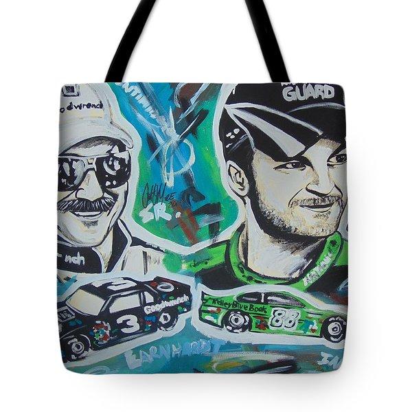 Earnhardt Legacy Tote Bag