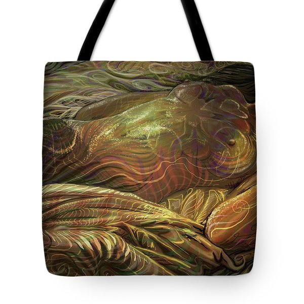 Earth Evening Tote Bag