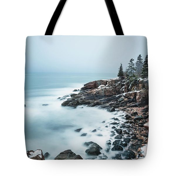 East Coast Winters Tote Bag
