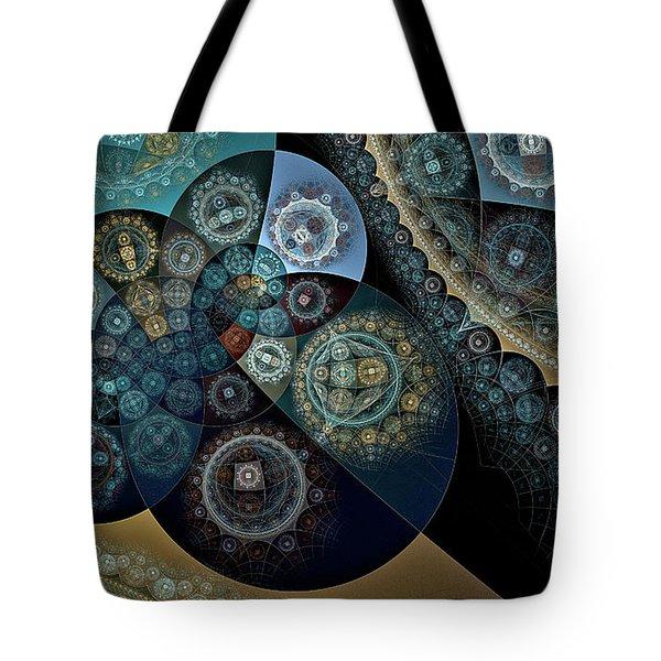 Ecclesiastes Tote Bag