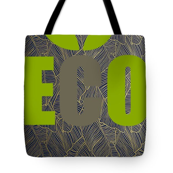 Eco Green Tote Bag
