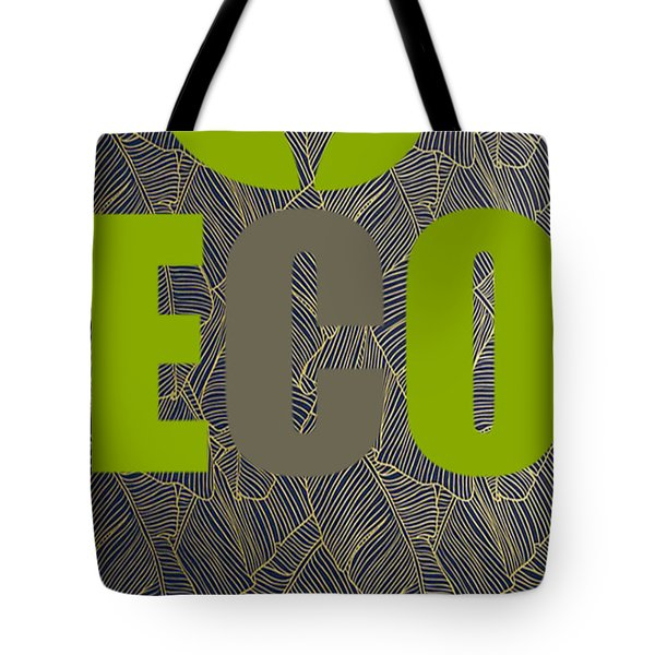 Eco Green Tote Bag