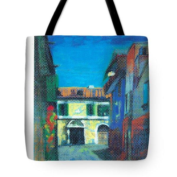 Edifici Tote Bag