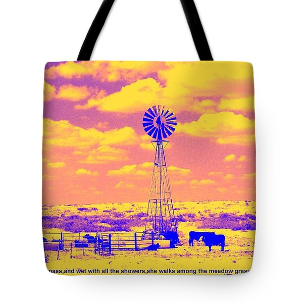 Tote Bag featuring the photograph Edit This 11 by VIVA Anderson