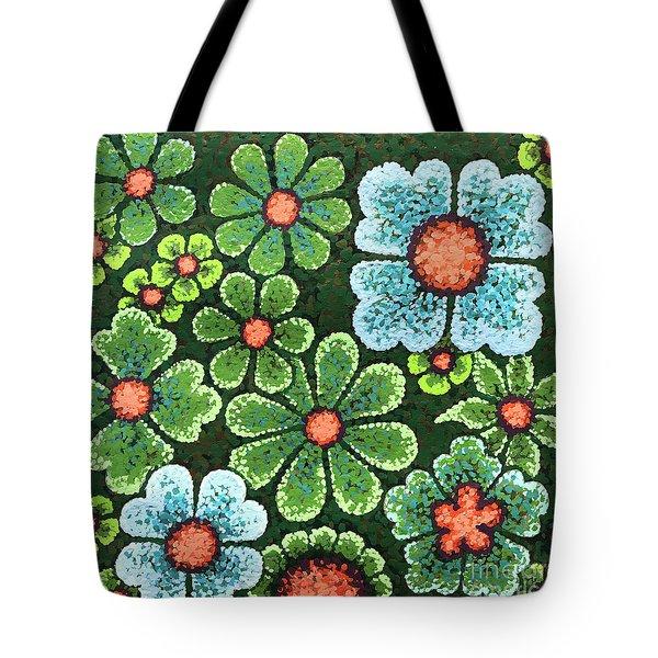 Efflorescent 10 Tote Bag