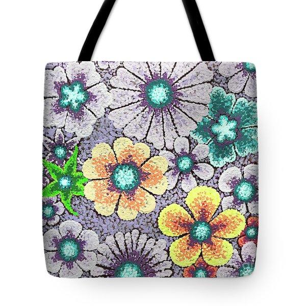 Efflorescent 11 Tote Bag