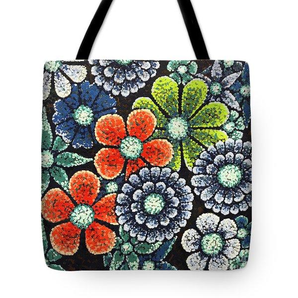 Efflorescent 3 Tote Bag