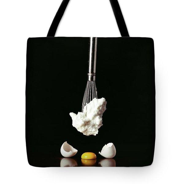 Egg Deconstructed Tote Bag