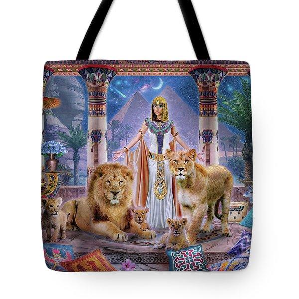 Egyptian Princess II. Tote Bag