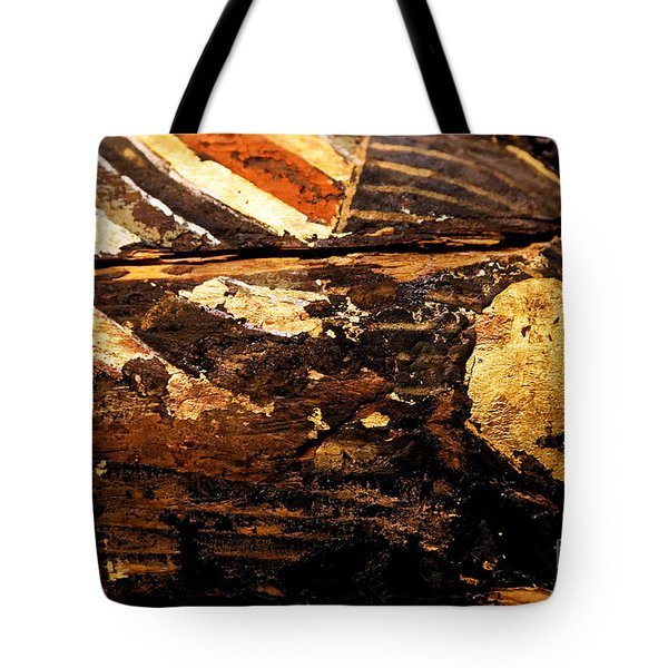 Tote Bag featuring the painting Egyptian Splash by Sue Harper